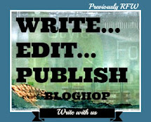 Write...Edit...Publish Blog Hop