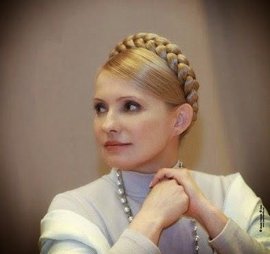 politisi terseksi Yulia Volodymyrivna Tymoshenko