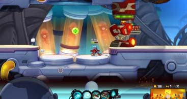 Free Download Games Awesomenauts Full Version For PC