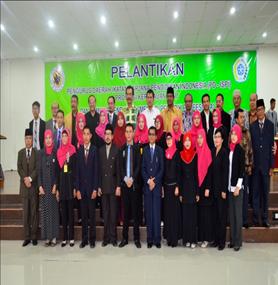 """Pelantikan Pengurus ISPI Kepri dan Seminar Pendidikan  Bertajuk """"Menjadi Pendidik Profesional"""""""
