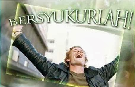 BERSYUKURLAH