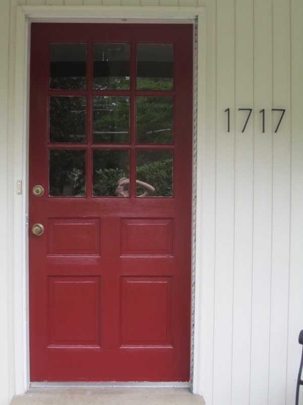 Swoon Style And Home I See A Red Door And I Want It