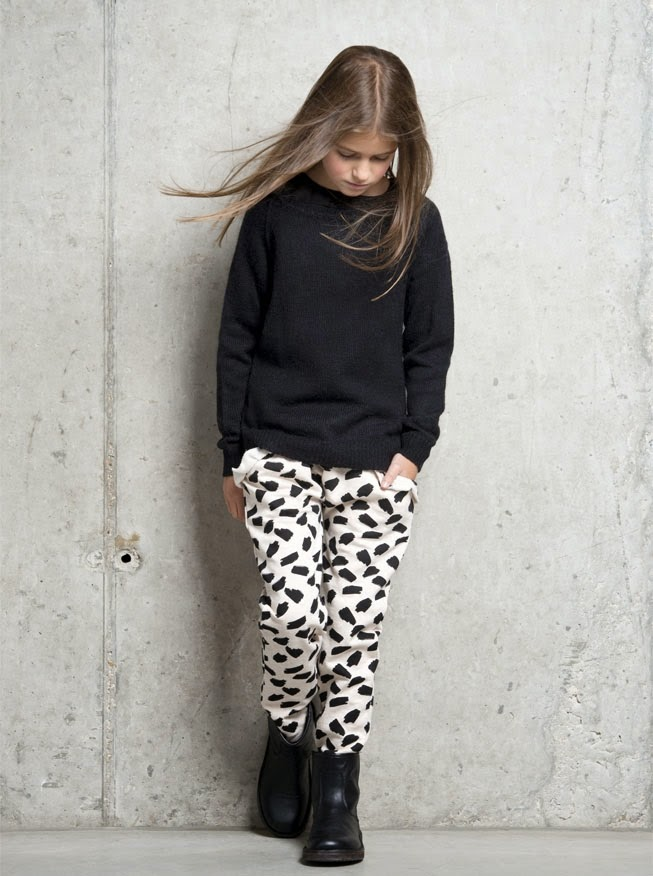 Soft Gallery pants in Elias & Grace kids fashion shop