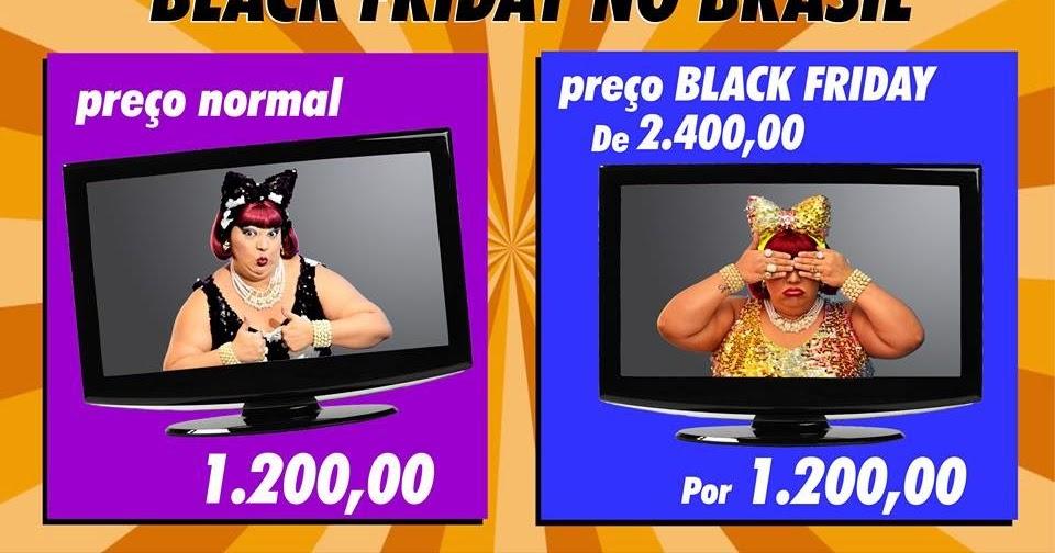 Hella Heaven: Black Friday in Brazil: once again fraud