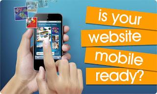 Template Blog Versi Mobile Friendly