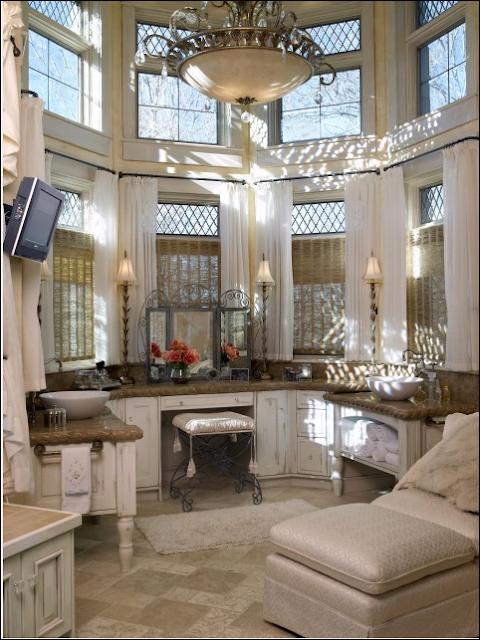Key Interiors By Shinay Old World Bathroom Design Ideas