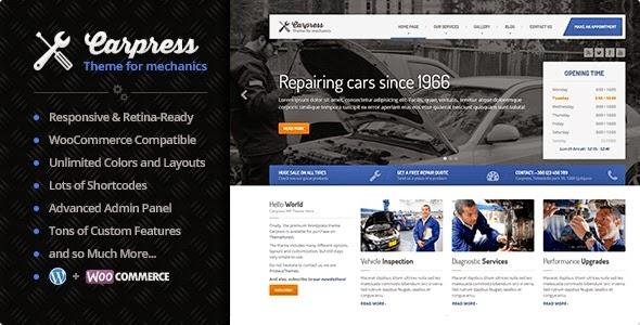 Carpress For Mechanic Workshops