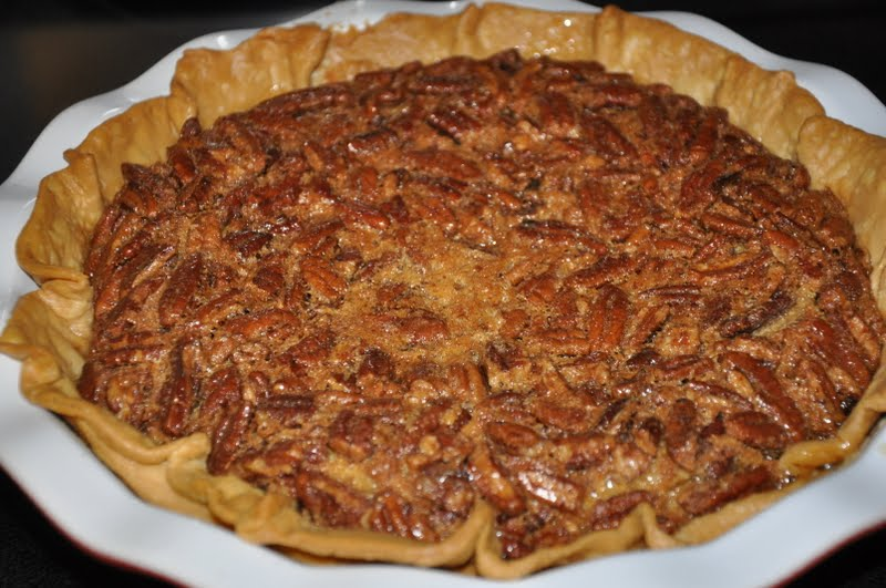 Elizabeth Ann's Recipe Box: Easy Pecan Pie