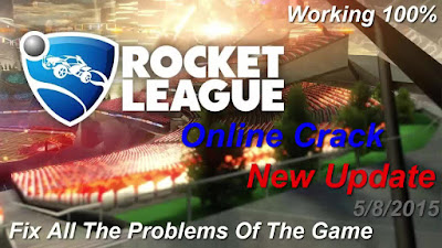 Play Rocket League cracked Online Update 3 (5/8/2015) – Final Crack – Fix Multiplayer – Fix All The Problems – Play Online From Pc – Dedicated Servers – Direct Links – Multi Links – Working 100% .