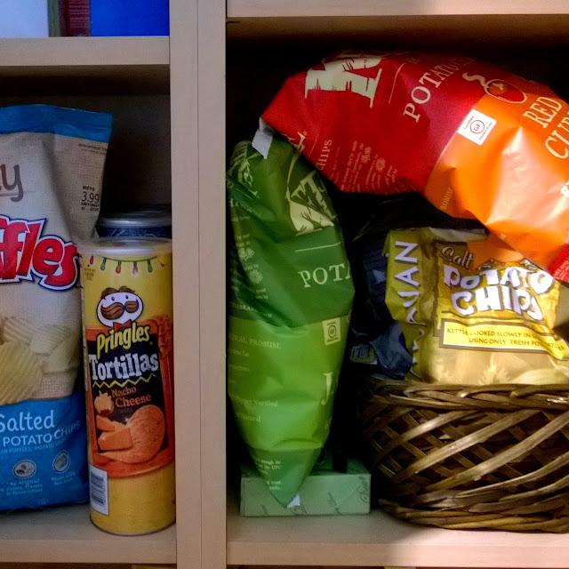 chips variety