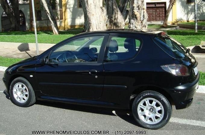Peugeot 206 2004 1.4 Presence - vendo