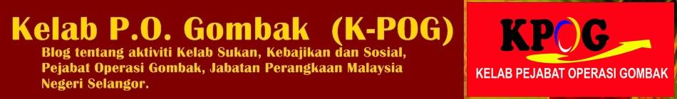 Kelab   P. O.    Gombak   ( K-POG )