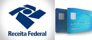 receita federal cartao credito