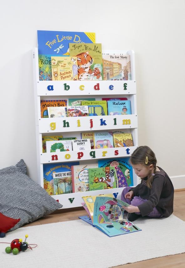 Детская полка для книг своими руками