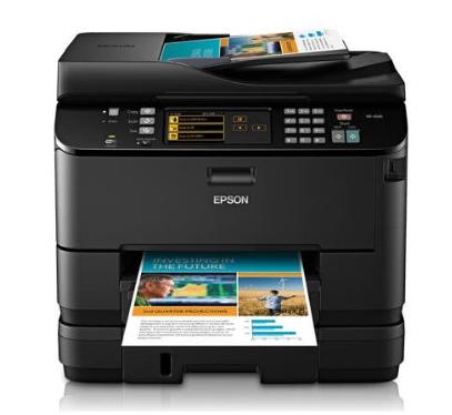 Epson WorkForce Pro WP-4540 Driver Download