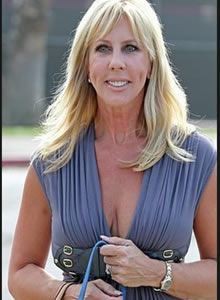 Vicki Gunvalson firma acuerdo prenupcial con brooks