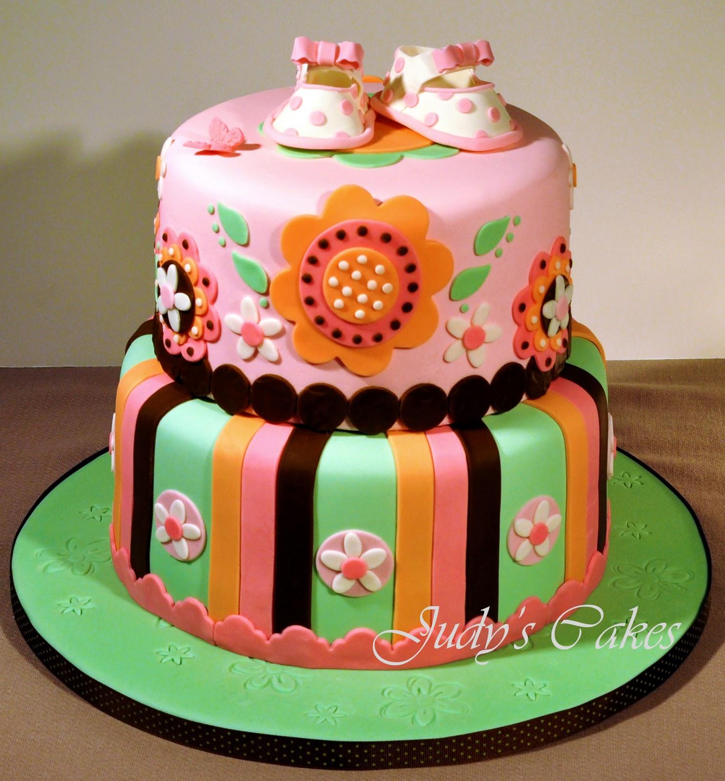 judy s cakes precious baby shower monday november 14 2011