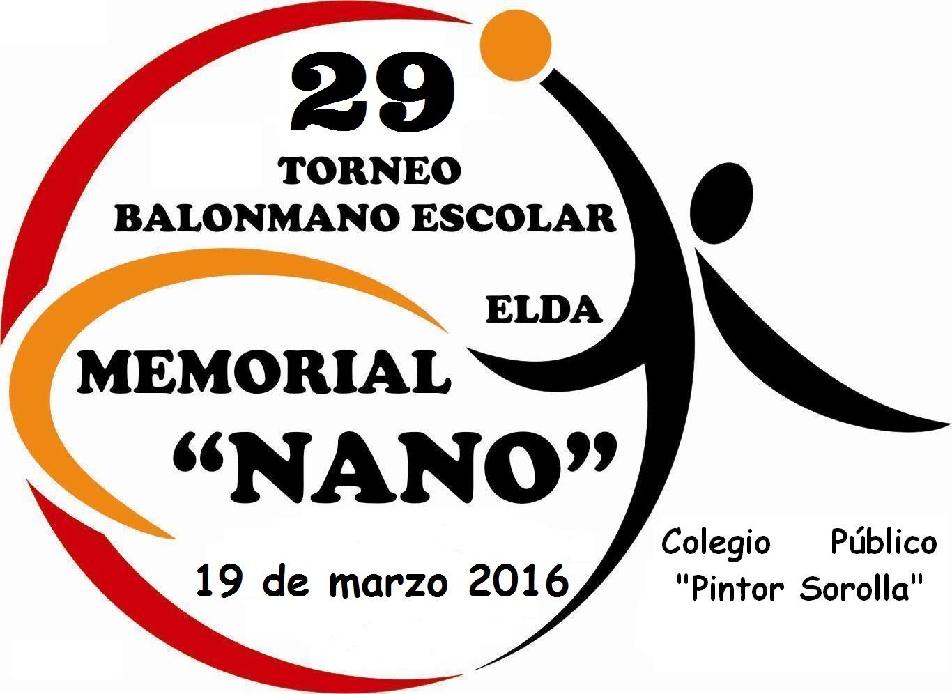 29 TORNEO MEMORIAL NANO