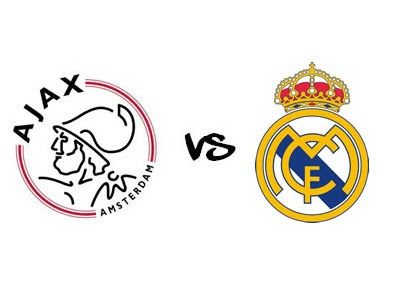 Ajax vs Real Madrid