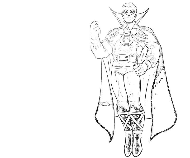 printable-alan-scott-power-coloring-pages