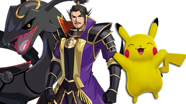 release date pokemon conquest demons and angels series