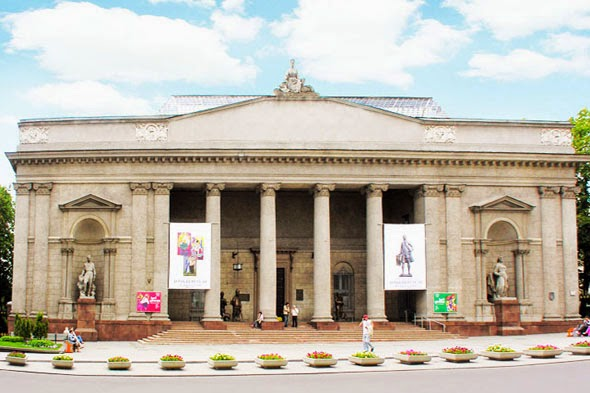 The_National_Museum_of_Art_of_the_Republic_of_Belarus