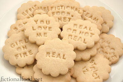 "Hunger Games, ""Real or Not Real?"", cookies, crafts, recipes, quote"