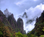 The Loveliest Mountain Huangshan China