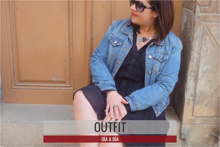Outfit: LBD de Mar&Nua Barcelona