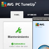 avg pc tuneup es la suite de optimización de sistema de avg al igual ...