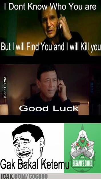 Meme Lucu Wiranto Menyamar 7