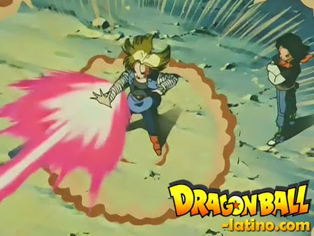 Dragon Ball Z capitulo 194