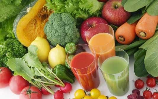 Detoks dengan Sayuran