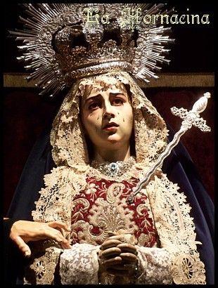 María Santísima del Dulce Nombre.