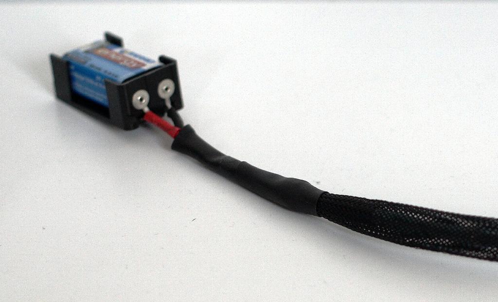 Musique audiophile alimentation r gul e pour m2tech - Connecteur pile 9v ...