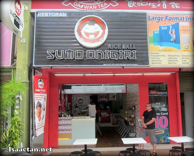 Sumo Onigiri Rice Ball Damansara Utama