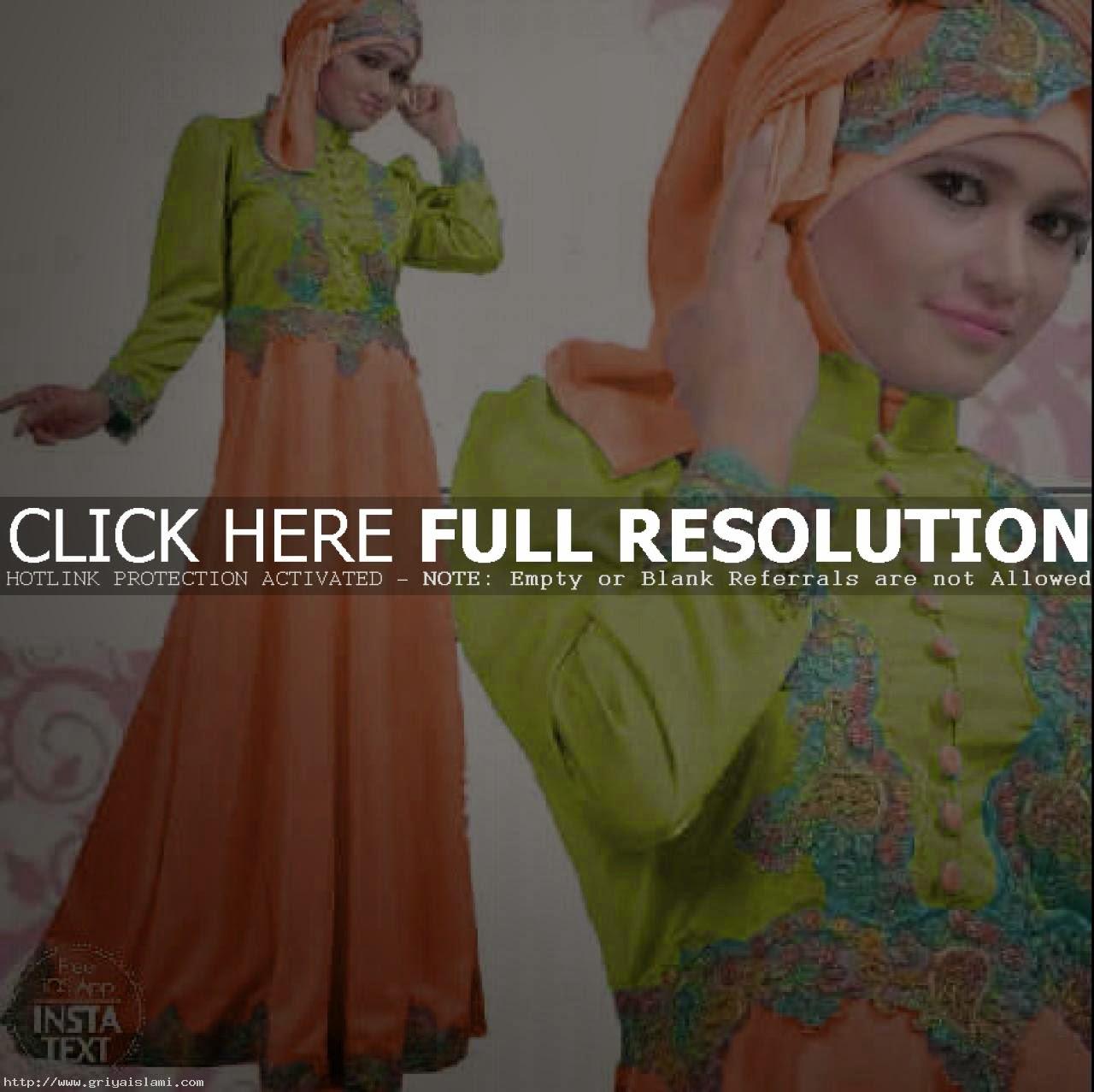 Foto Baju Batik Brokat
