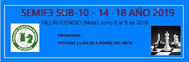 Semifinal 3 Sub-10, 14 y 18 año 2019 (Dar clic a la imagen)