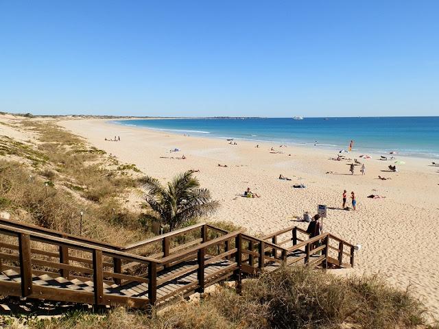 Cable Beach Caravan Park Home Page