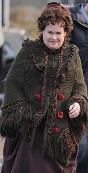 "Susan Boyle Debut Movie: ""The Christmas Candle"" coming out November 22, 2013"