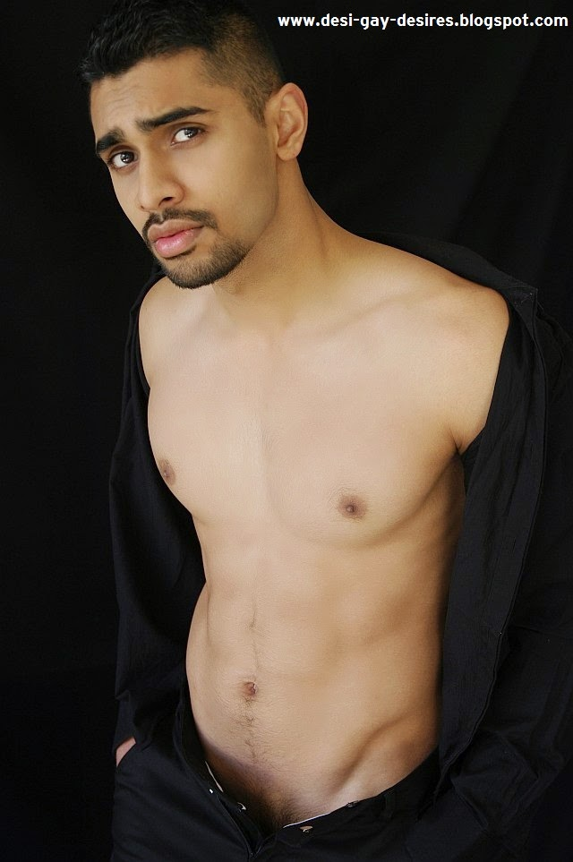 Desi Gay Desires: Icon of the Month - Faisal