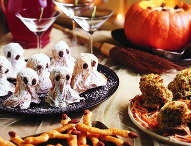 Passo a Passo de Decoração de Halloween