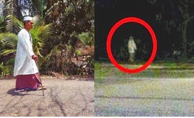 Gambar Viral Hantu Jalan Raya Itu Bukan Hantu