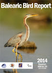 Balearic Bird Report - BBR num. 29, 2014