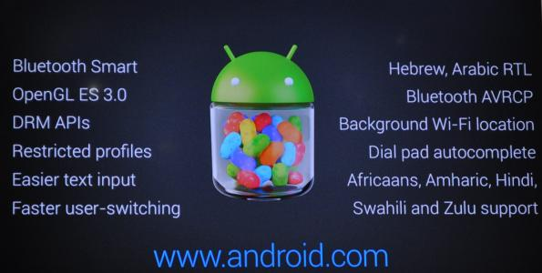 What are the 10 New Features Added in Android 4.3 Jelly Bean?