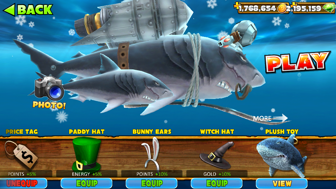 download hungry shark evolution apk pc