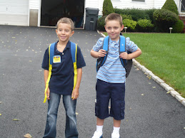 Going to 1st Grade!!!