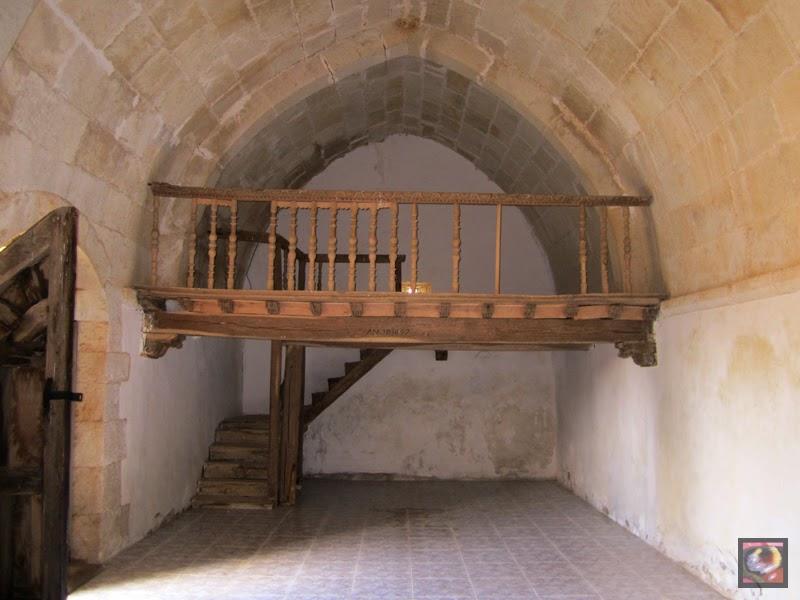 Ermita de Fontecha de la Peña, Montaña Palentina, Palencia