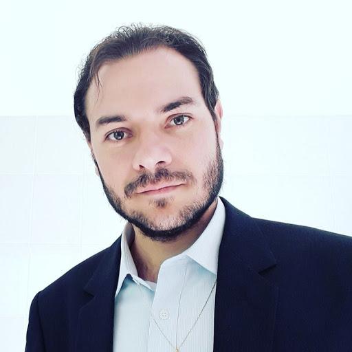 Imagem do jornalista Paulo Augusto Sebin
