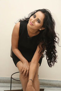 Actress Ishika Singh  Picture Shoot Gallery in Black Short Dress  024.jpg